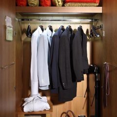 Отель Starhotels Ritz 4* Представительский номер с различными типами кроватей фото 17