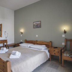 Iliada Beach Hotel 3* Стандартный номер с различными типами кроватей фото 3