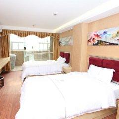 Отель Fangjie Yindu Inn 3* Стандартный номер с 2 отдельными кроватями фото 2