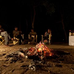 Отель Mahoora Tented Safari Camp All-Inclusive - Yala