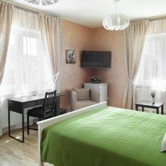 Гостиница Guest House DOM 15 3* Семейный люкс 2 отдельными кровати фото 3