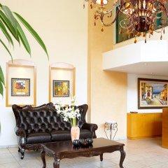 Отель Pelli Hotel Греция, Пефкохори - отзывы, цены и фото номеров - забронировать отель Pelli Hotel онлайн интерьер отеля фото 2