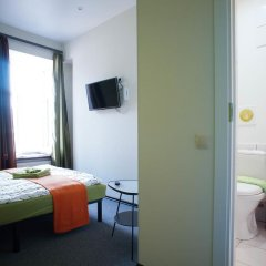 Гостиница Станция G73 3* Стандартный номер с двуспальной кроватью фото 29