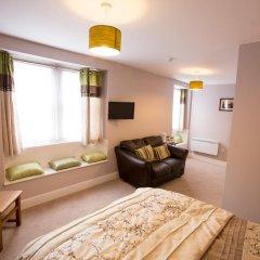 Отель Devon & Cornwall Inn 4* Стандартный номер с различными типами кроватей