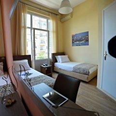 Отель Orestias Kastorias 2* Стандартный номер с двуспальной кроватью фото 12