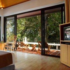 Отель Baan Krating Phuket Resort 3* Номер Делюкс с двуспальной кроватью фото 6