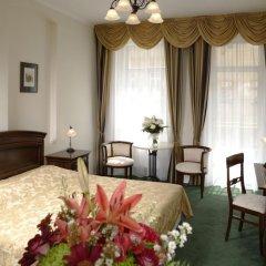 Spa Hotel Schlosspark 4* Номер Комфорт с различными типами кроватей фото 3