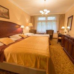 Отель Romance Puškin 4* Представительский люкс с различными типами кроватей фото 4
