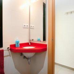 Отель Aspasios Verdi Apartments Испания, Барселона - отзывы, цены и фото номеров - забронировать отель Aspasios Verdi Apartments онлайн ванная фото 2