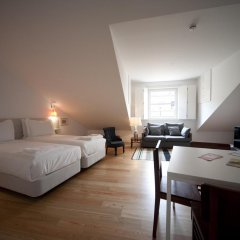 Отель My Suite Lisbon 4* Люкс с различными типами кроватей фото 2
