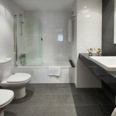 Апартаменты Habitat Apartments Fluvia Барселона ванная фото 2