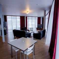 Гостиница Аквариум 3* Апартаменты с различными типами кроватей фото 31