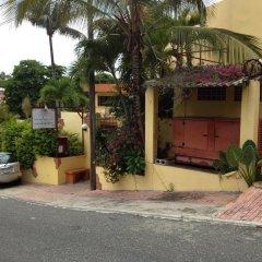 Отель Casa Coco Доминикана, Бока Чика - отзывы, цены и фото номеров - забронировать отель Casa Coco онлайн парковка