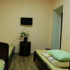 Хостел Олимпия Кровать в общем номере с двухъярусной кроватью фото 22
