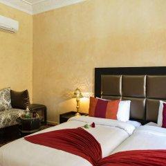 Отель Riad Marrakech House 3* Стандартный номер с 2 отдельными кроватями фото 3