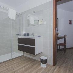 Отель Residencial Família ванная фото 2