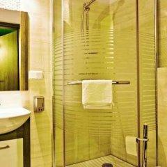 Отель Sunny Польша, Познань - 2 отзыва об отеле, цены и фото номеров - забронировать отель Sunny онлайн ванная фото 2