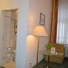 Hotel Tiergarten Berlin 3* Стандартный номер с двуспальной кроватью фото 5