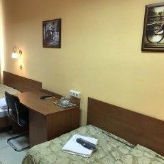 Мини-Отель Добрый Кот Кровать в общем номере фото 7
