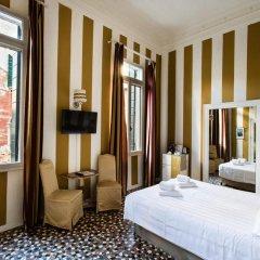 Отель Palazzo Rosa 3* Улучшенный номер с различными типами кроватей фото 8