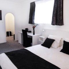 Отель Hôtel Satellite Стандартный номер с различными типами кроватей фото 11