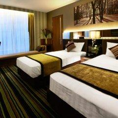 Отель The Continent Bangkok by Compass Hospitality 4* Номер Делюкс с различными типами кроватей фото 8