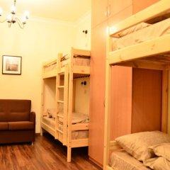 Хостел Белокоричи Кровать в общем номере фото 11