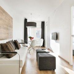Отель Mar Apartments Испания, Барселона - отзывы, цены и фото номеров - забронировать отель Mar Apartments онлайн комната для гостей фото 5
