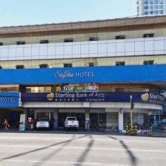 Отель Gran Prix Hotel & Suites Cebu Филиппины, Себу - отзывы, цены и фото номеров - забронировать отель Gran Prix Hotel & Suites Cebu онлайн парковка