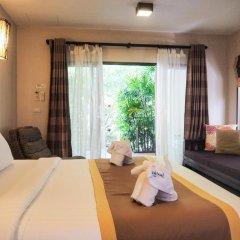 Отель Sarikantang Resort And Spa 3* Стандартный номер с различными типами кроватей фото 7