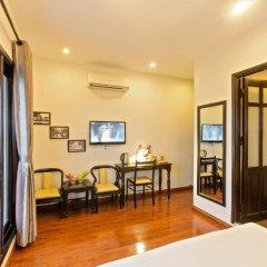 Отель Riverside Impression Homestay Villa 3* Номер Делюкс с различными типами кроватей фото 12