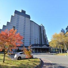 Отель Listel Inawashiro Wing Tower Япония, Айдзувакамацу - отзывы, цены и фото номеров - забронировать отель Listel Inawashiro Wing Tower онлайн парковка