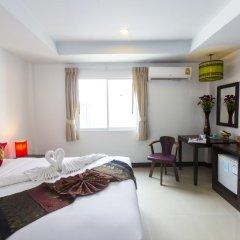 Отель Silver Resortel Стандартный номер с двуспальной кроватью фото 10