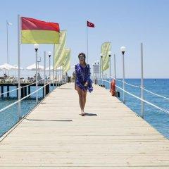 Galeri Resort Hotel – All Inclusive Турция, Окурджалар - 2 отзыва об отеле, цены и фото номеров - забронировать отель Galeri Resort Hotel – All Inclusive онлайн приотельная территория фото 2