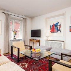 Апартаменты Collectors Victory Apartments Стокгольм комната для гостей фото 3