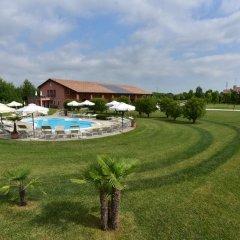 Отель Tenuta Monterosso Италия, Абано-Терме - отзывы, цены и фото номеров - забронировать отель Tenuta Monterosso онлайн бассейн фото 3
