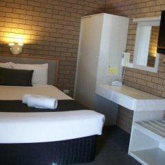 Отель Country Home Motor Inn 3* Стандартный номер с различными типами кроватей фото 3