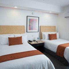 Best Western Plus Gran Hotel Centro Historico 2* Улучшенный номер с различными типами кроватей фото 3