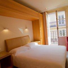 Отель Hôtel du Vieux Marais 3* Номер Комфорт с различными типами кроватей фото 6