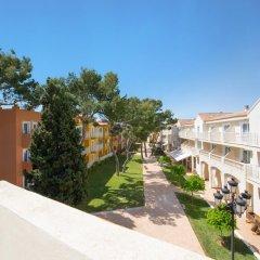 Отель Iberostar Club Cala Barca 4* Стандартный номер с различными типами кроватей фото 2