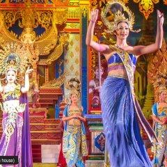 Отель GreenView Villa Phoenix Golf Club Pattaya Бангламунг развлечения