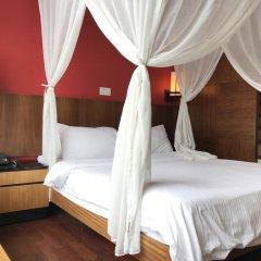 Отель Siloso Beach Resort, Sentosa 3* Люкс с различными типами кроватей фото 5