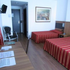Hotel Leon Bianco Адрия комната для гостей фото 3