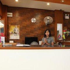 Arya Inn Pattaya Beach Hotel интерьер отеля