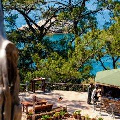 Отель Gemile Camping спортивное сооружение