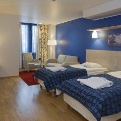 Отель Scandic Kallio 3* Улучшенный номер с 2 отдельными кроватями фото 4