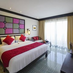 Little Beach Hoi An. A Boutique Hotel & Spa 4* Стандартный номер с различными типами кроватей фото 5