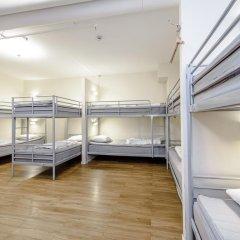 City Hostel Кровать в общем номере фото 17