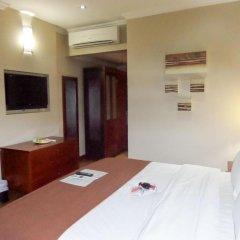 Отель Park Inn by Radisson, Lagos Victoria Island 4* Улучшенный номер с различными типами кроватей фото 2