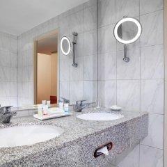 Отель Four Points By Sheraton Munich Central 4* Улучшенный номер с разными типами кроватей фото 3